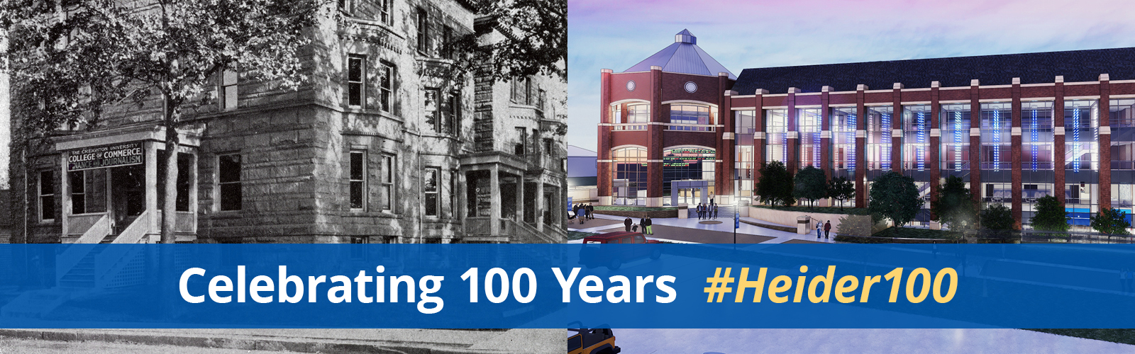 Heider College of Business Celebrating 100 Years