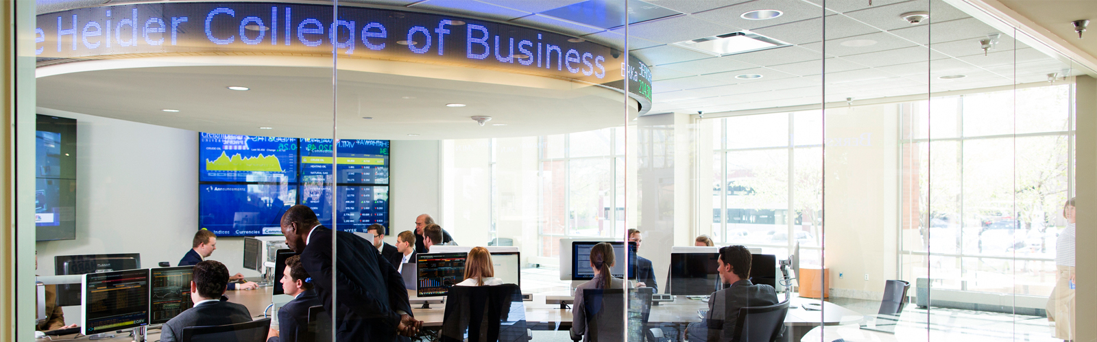 Heider Securities Investment and Analysis Center, Creighton university