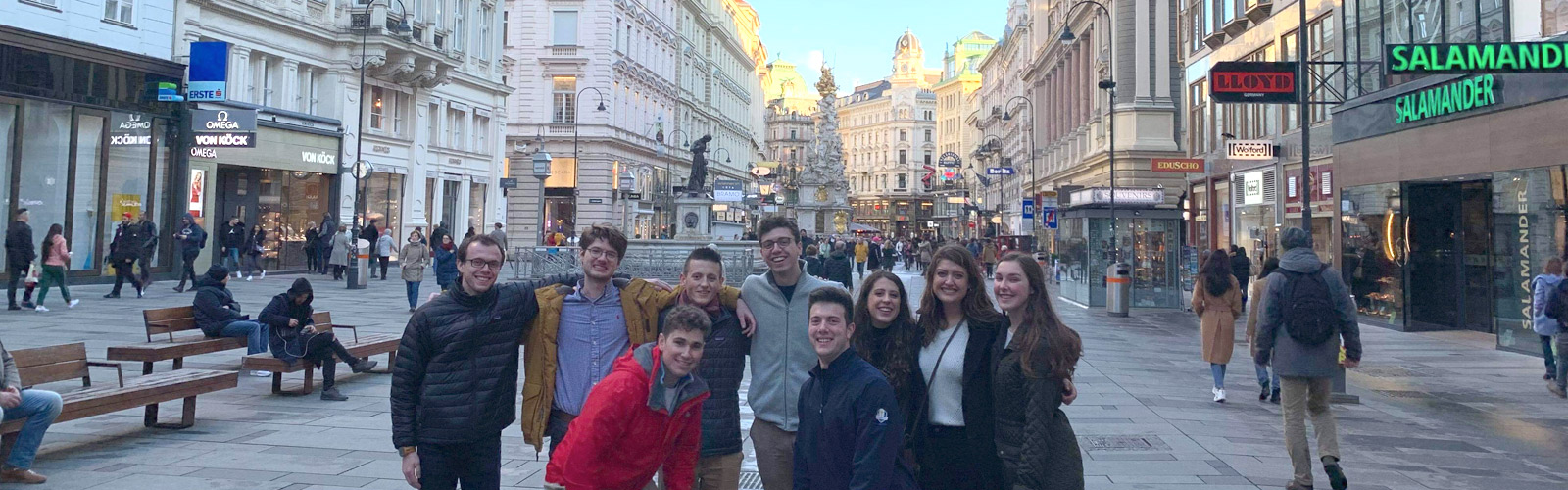 Study Abroad at Creighton