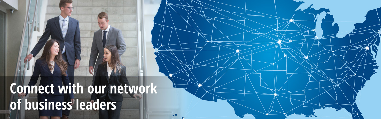 Connect with our alumni network