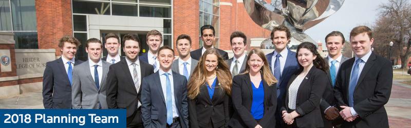 Creighton Business Symposium Planning Team