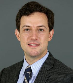 """Heider College of Business Creighton University Economics Professor Colin O\""""Reilly"""