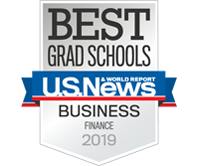 Best Finance Graduate Program ranked by US News and World Report Creighton Heider College of Business