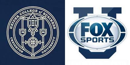 Creighton Partners with FOX Sports and MLB