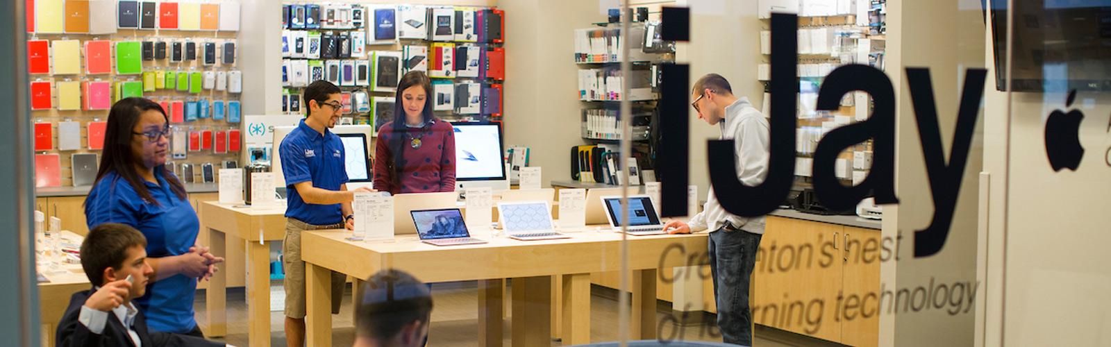 Creighton University Apple Store