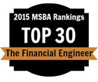 Top 30 MSBA ranking Heider College of Business
