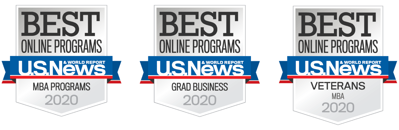 US News and World Report Best Online Business Programs