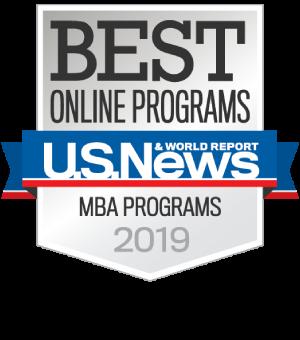 U.S. News & World Report Best Online Programs - MBA Programs 2018