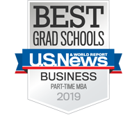 Best Part Time MBA ranked by US News and World Report Creighton Heider College of Business