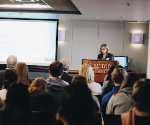 Business, Faith and Common Good Symposium Creighton