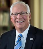 Anthony Hendrickson, Dean, Heider College of Business