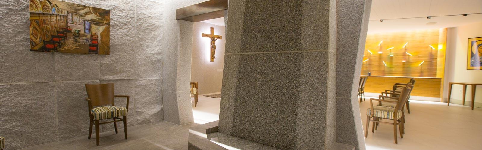 St. Peter Faber, SJ, Chapel