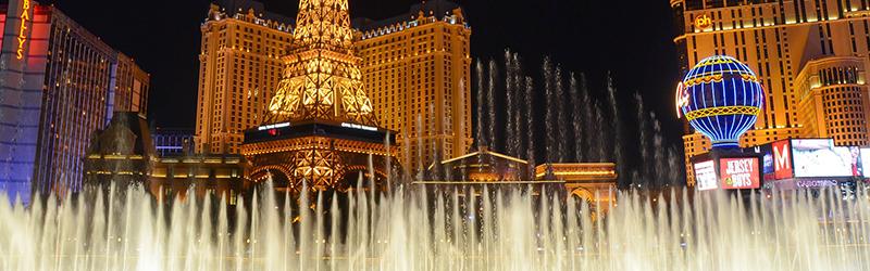 Las Vegas Travel Course
