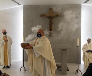 St. Peter Faber, SJ, Chapel Consecration