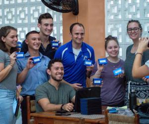 Creighton in the DR