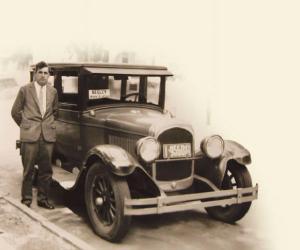 John P. Begley 1920s