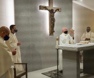peter fabel chapel alter