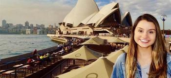 Nadia Syed, Alumna in Australia