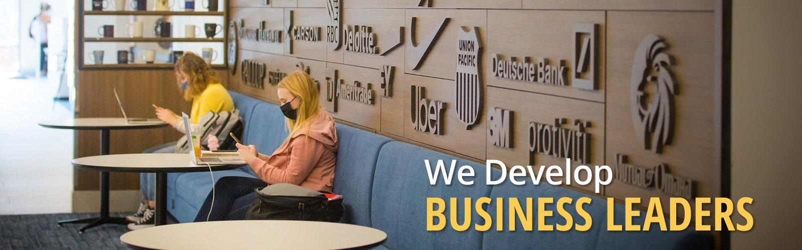 We develop business leaders | Creighton University | Heider College of Business